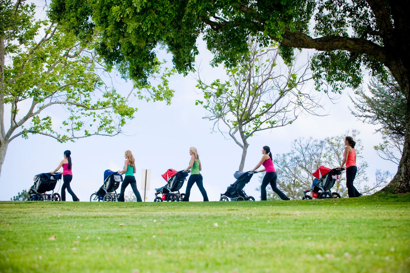 An innovative local fitness program offers mom and baby an opportunity to exercise together.