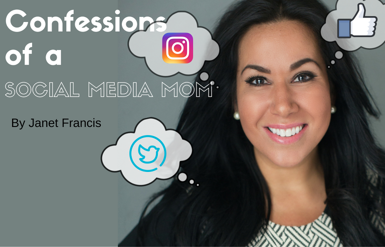Confessions Of A Social Media Mom By Janet Francis Fredericton